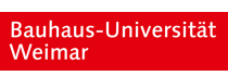 Logo Bauhaus-Uni