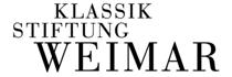 Logo Klassikstiftung Weimar