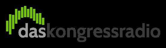 Logo Das Kongressradio