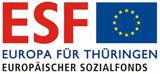 Gefördert durch das Thüringer Ministerium für Wirtschaft, Arbeit und Technologie aus Mitteln des Europäischen Sozialfonds