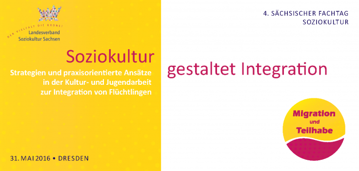 Soziokultur gestaltet Integration!